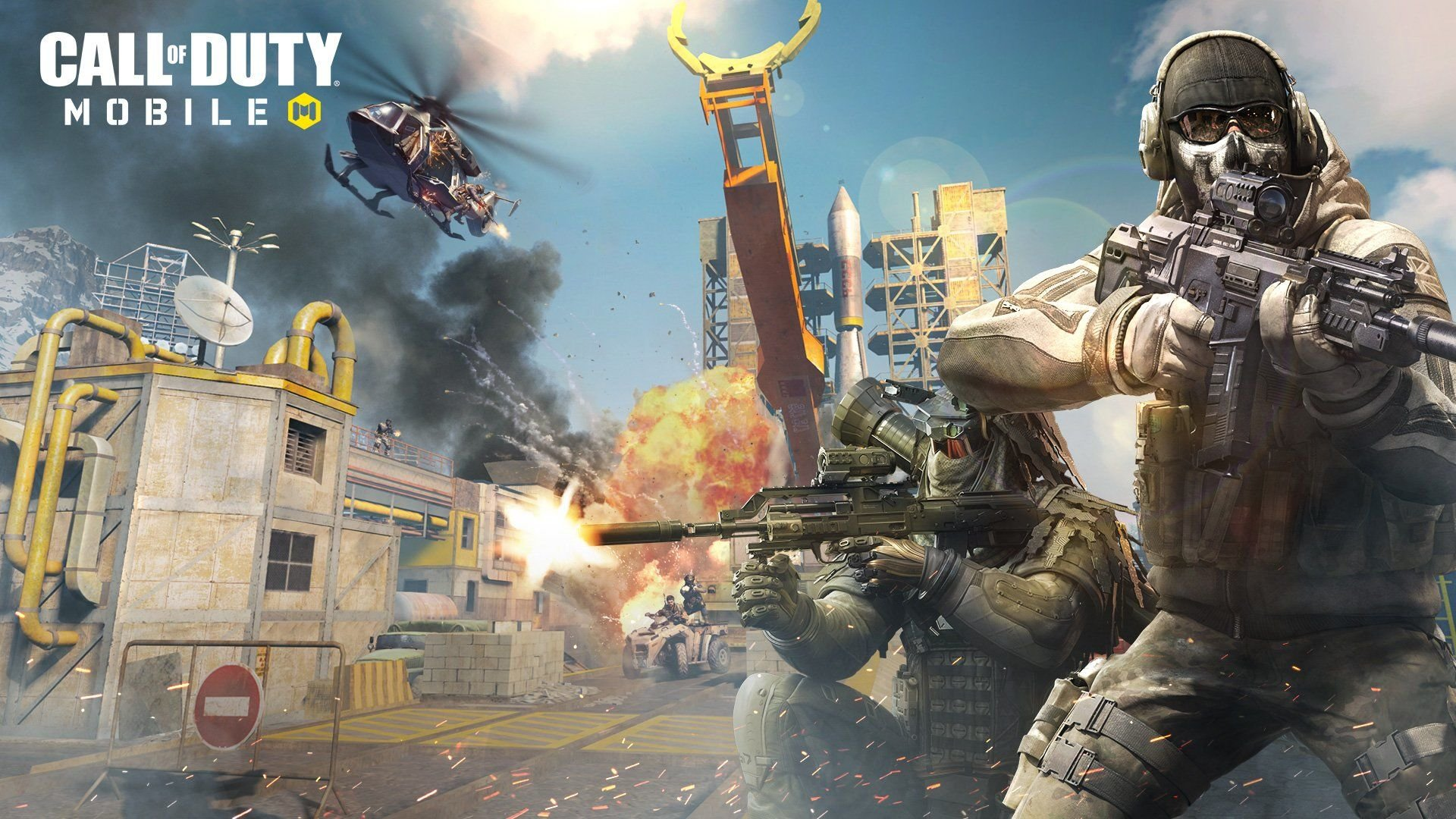 Cara Bermain Call Of Duty di Mobile