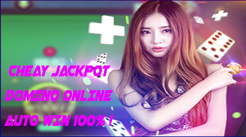 Cheat Jackpot Domino Online Auto Win 100% !