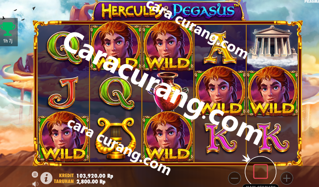 HACK SLOT GAME DENGAN ID PRO SLOT GAME!