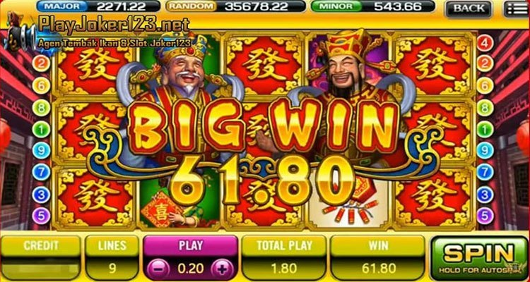 Cheat Slot Game Joker Gameing Online Terbaru